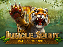 Jungle Spirit: Call Of The Wild от Netent в азартном казино Вулкан ВИП